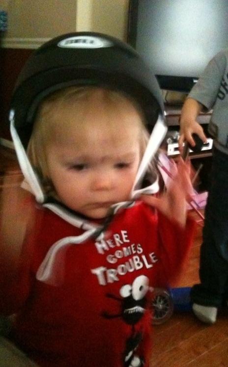 Zah helmet