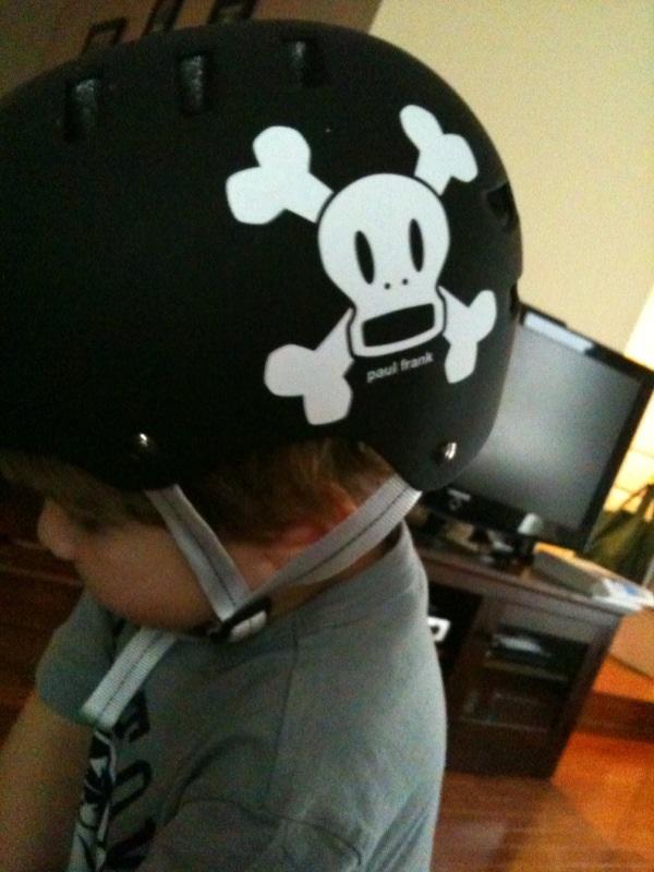 Noah helmet