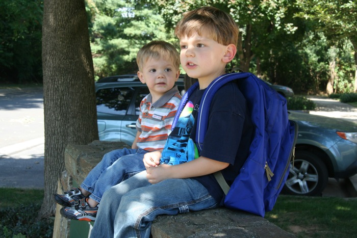 Noah-first-day-school-2010-07