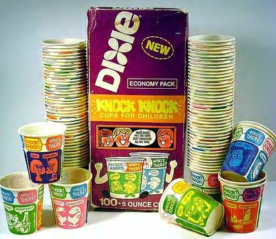 Dixie cups