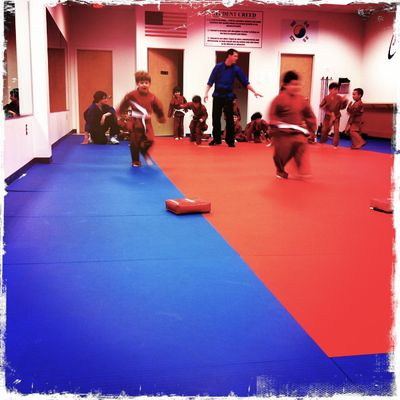 Noah-karate-board