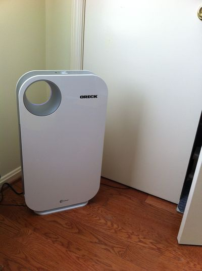 EVE the air purifier
