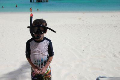 Noah-snorkel1
