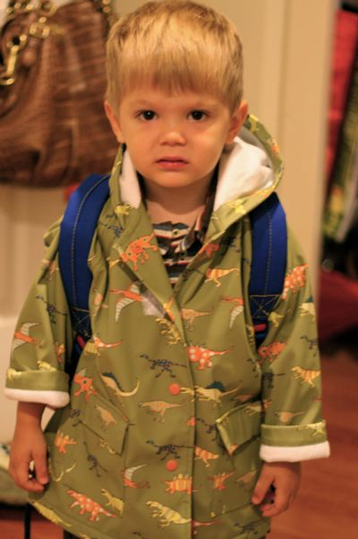 Ezra first day 2011