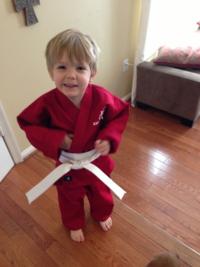 Ezra Karate