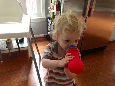 Ike post tantrum 2