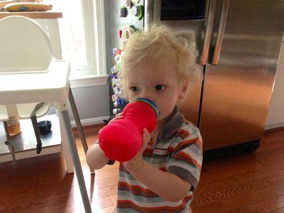 Ike post tantrum