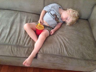 Ike no nap