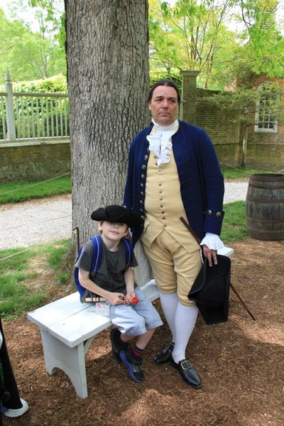 Noah and george washington