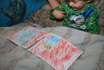 Noah jamaica drawing