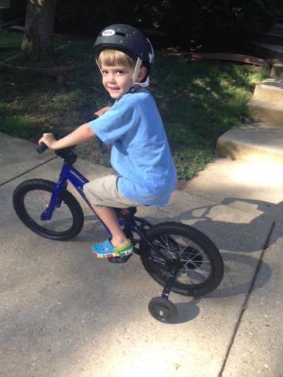 Ezra bike 2014